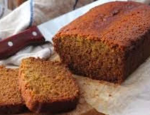 Cajun Spicy Gingerbread