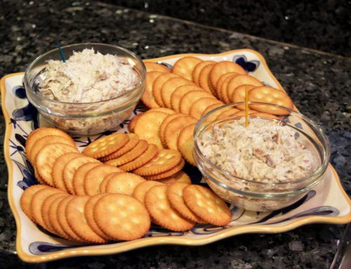 HR&G TASTY REDFISH DIP