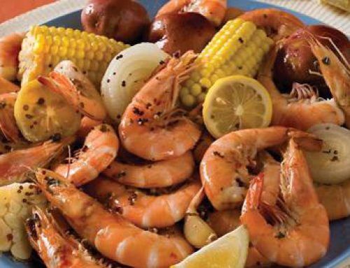 HACKBERRY ROD & GUN BOILED SHRIMP